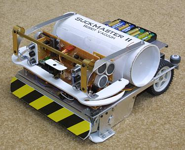 This Robot Was Designed To Compete In The Annual AHRC Rally Vacuum Contest Goal Is Pick Up As Much Rice Possible 4 Minutes Or