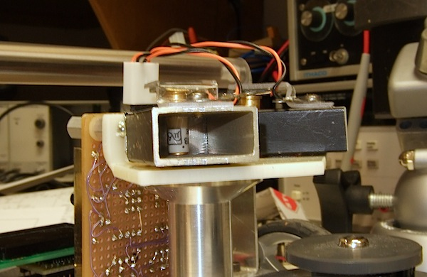 Dale's Homemade Robots - Microwave Beacon Finder